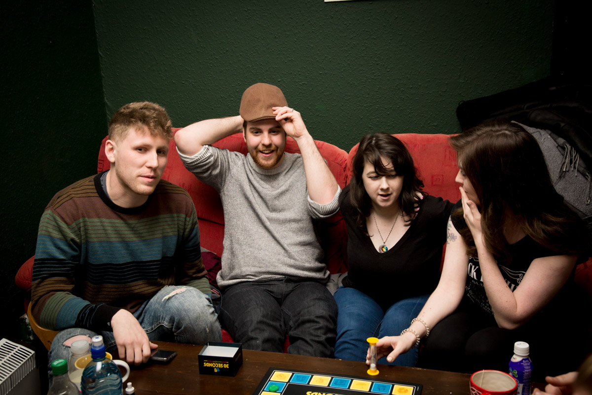 where to play board games dublin