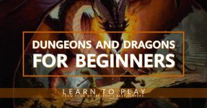 Events in Dublin - Dungeons And Dragons For Beginners (5th Edition)